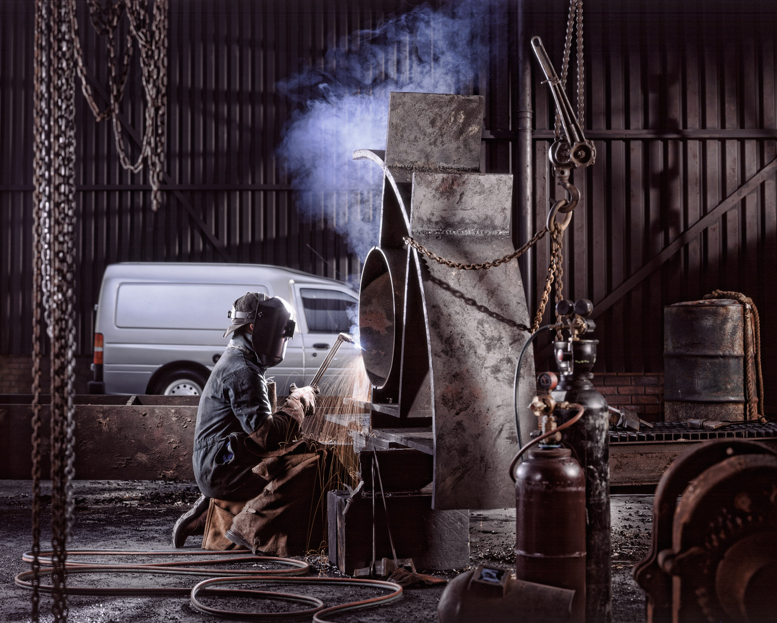 Michael Molloy Industrial Photography Portfolio